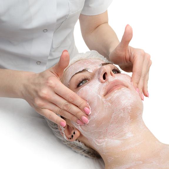 fest massage ansiktsbehandling